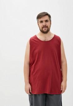 Майка, D555, цвет: бордовый. Артикул: D2000EMIAJQ8. Одежда / Майки