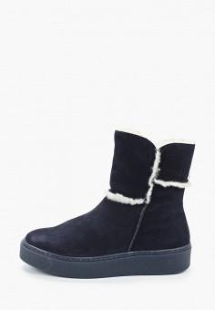 Полусапоги, Dali, цвет: синий. Артикул: DA002AWFYKX9. Обувь / Сапоги / Полусапоги