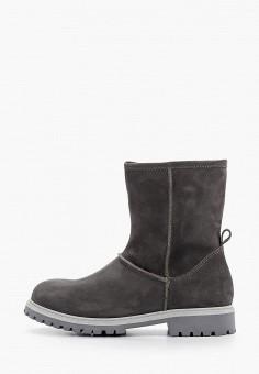 Полусапоги, Dali, цвет: серый. Артикул: DA002AWFYKY9. Обувь / Сапоги / Полусапоги