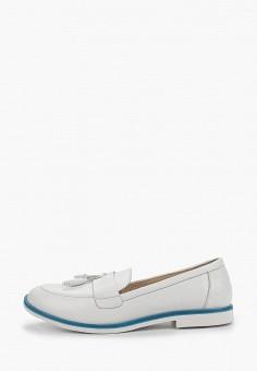 Лоферы, Dali, цвет: белый. Артикул: DA002AWHZZS6. Обувь / Туфли / Лоферы