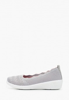 Туфли, Damerose, цвет: серый. Артикул: DA016AWJEEB3. Обувь / Туфли