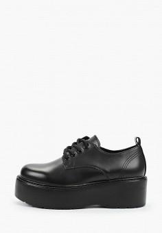 Ботинки, Damerose, цвет: черный. Артикул: DA016AWKHYI9. Обувь / Ботинки