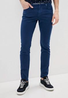 Брюки, Daniel Hechter, цвет: синий. Артикул: DA579EMIBTX2. Одежда / Брюки / Повседневные брюки