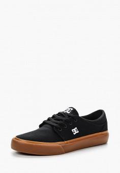 Кеды, DC Shoes, цвет: черный. Артикул: DC329AMEIM41.