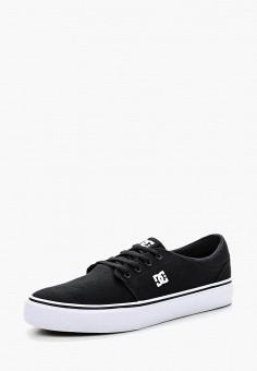 Кеды, DC Shoes, цвет: черный. Артикул: DC329AMEIM42.