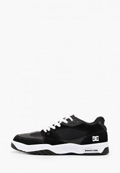 Кроссовки, DC Shoes, цвет: черный. Артикул: DC329AMFPYQ7.