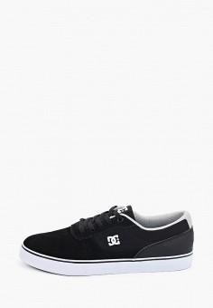 Кеды, DC Shoes, цвет: черный. Артикул: DC329AMIJDA3.