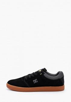 Кеды, DC Shoes, цвет: черный. Артикул: DC329AMIJDA5.