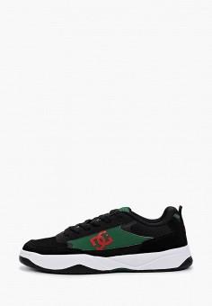 Кроссовки, DC Shoes, цвет: черный. Артикул: DC329AMIJDD4.