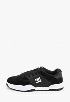 Кроссовки, DC Shoes, цвет: черный. Артикул: DC329AMIJDD6.