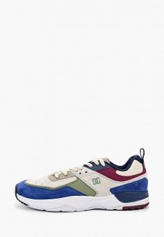 Кроссовки, DC Shoes, цвет: мультиколор. Артикул: DC329AMIJDD7.