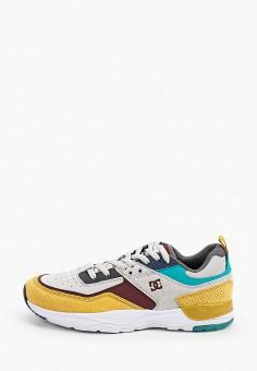 Кроссовки, DC Shoes, цвет: мультиколор. Артикул: DC329AMIJDD9.
