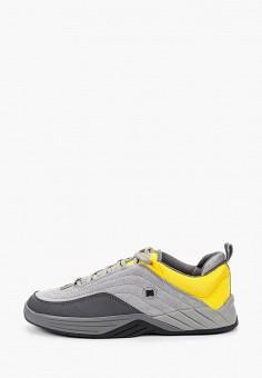 Кроссовки, DC Shoes, цвет: серый. Артикул: DC329AMIJDE0.