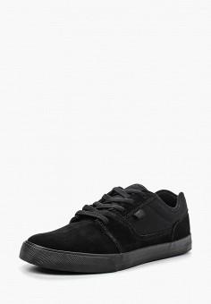 Кеды, DC Shoes, цвет: черный. Артикул: DC329AMKDQ31. Обувь / Кроссовки и кеды / Кеды