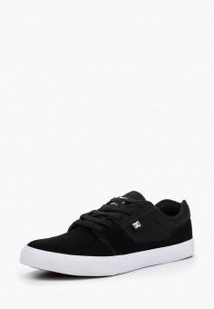 Кеды, DC Shoes, цвет: черный. Артикул: DC329AMPFI59.