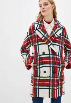 Пальто, Desigual, цвет: мультиколор. Артикул: DE002EWGPJW1.