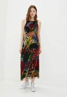 Платье, Desigual, цвет: мультиколор. Артикул: DE002EWHUAS5.