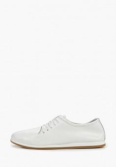 Ботинки, Der Spur, цвет: белый. Артикул: DE034AWDMKZ7. Обувь / Ботинки / Низкие ботинки