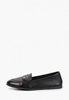 Лоферы, Der Spur, цвет: черный. Артикул: DE034AWIBOJ9. Обувь / Туфли / Лоферы