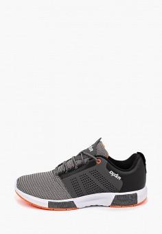 Кроссовки, Dixer, цвет: серый. Артикул: DI028AMIRSN0. Обувь / Кроссовки и кеды