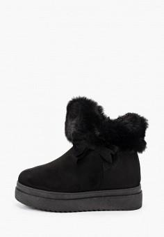 Полусапоги, Diamantique, цвет: черный. Артикул: DI035AWHCUE4. Обувь / Сапоги