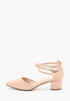 Туфли, Diamantique, цвет: розовый. Артикул: DI035AWIOVF4. Обувь / Туфли