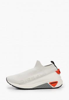 Кроссовки, Diesel, цвет: белый. Артикул: DI303AMJPHE6.