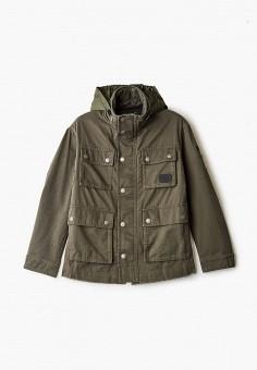 Куртка, Diesel, цвет: хаки. Артикул: DI303EKIWTK6.