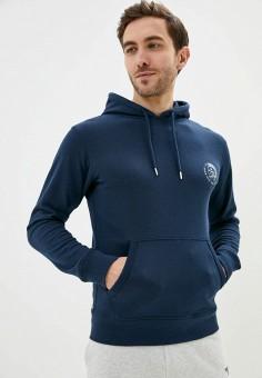 Худи домашнее, Diesel, цвет: синий. Артикул: DI303EMHHNF2. Одежда / Домашняя одежда