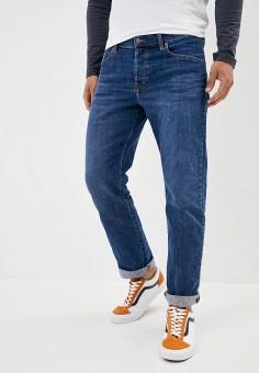 Джинсы, Diesel, цвет: синий. Артикул: DI303EMJPHS8. Одежда / Джинсы / Прямые джинсы