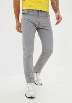 Джинсы, Diesel, цвет: серый. Артикул: DI303EMJQZE4. Одежда / Джинсы / Прямые джинсы