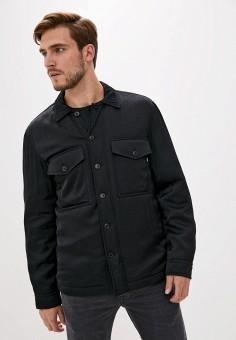 Куртка утепленная, Diesel, цвет: черный. Артикул: DI303EMJQZJ8.