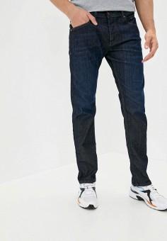 Джинсы, Diesel, цвет: синий. Артикул: DI303EMJWAP4. Одежда / Джинсы / Зауженные джинсы