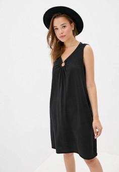 Платье, Diesel, цвет: черный. Артикул: DI303EWJVUB9.