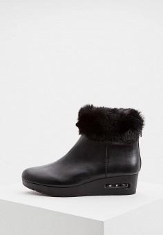 Ботильоны, DKNY, цвет: черный. Артикул: DK001AWCYFA2. Обувь / Ботильоны