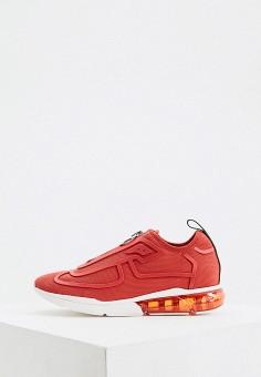 Кроссовки, DKNY, цвет: красный. Артикул: DK001AWHWPQ6.