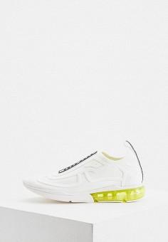 Кроссовки, DKNY, цвет: белый. Артикул: DK001AWHWPR0.