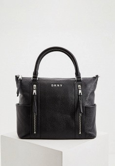 Сумка, DKNY, цвет: черный. Артикул: DK001BWHQJU3.