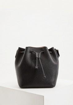 Сумка, DKNY, цвет: черный. Артикул: DK001BWHQJU9.