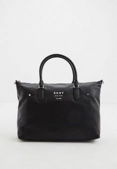 Сумка, DKNY, цвет: черный. Артикул: DK001BWHQNQ7.