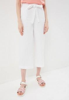 Брюки, DKNY, цвет: белый. Артикул: DK001EWEYXY5.