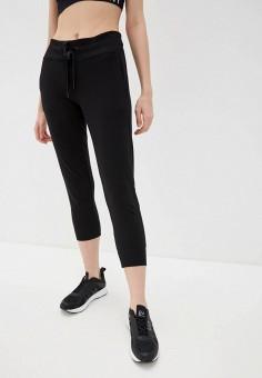Брюки спортивные, DKNY, цвет: черный. Артикул: DK001EWIIHG0.