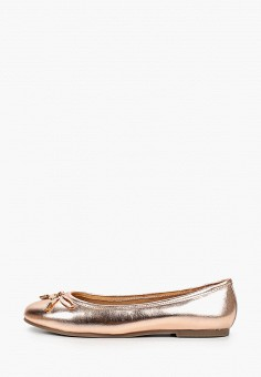 Балетки, Dorothy Perkins, цвет: розовый. Артикул: DO005AWIQIS6. Обувь / Балетки