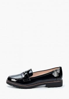 Лоферы, Dorothy Perkins, цвет: черный. Артикул: DO005AWIVFH1. Обувь / Туфли / Лоферы
