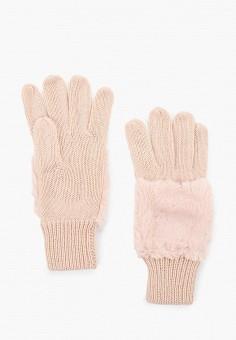 Перчатки, Dorothy Perkins, цвет: розовый. Артикул: DO005DWHDCS1. Аксессуары / Перчатки и варежки
