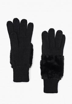 Перчатки, Dorothy Perkins, цвет: черный. Артикул: DO005DWHDCS2. Аксессуары / Перчатки и варежки