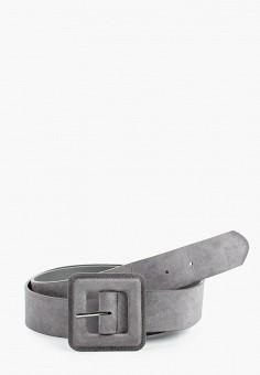 Ремень, Dorothy Perkins, цвет: серый. Артикул: DO005DWIMNC4.