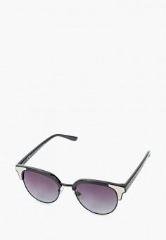 Очки солнцезащитные, Dorothy Perkins, цвет: черный. Артикул: DO005DWJCTU3. Аксессуары / Очки