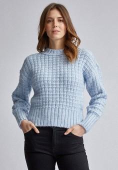 Джемпер, Dorothy Perkins, цвет: голубой. Артикул: DO005EWIGTY1. Одежда / Джемперы, свитеры и кардиганы / Джемперы и пуловеры / Джемперы