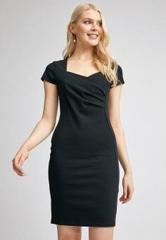 Платье, Dorothy Perkins, цвет: черный. Артикул: DO005EWIYZB3. Одежда
